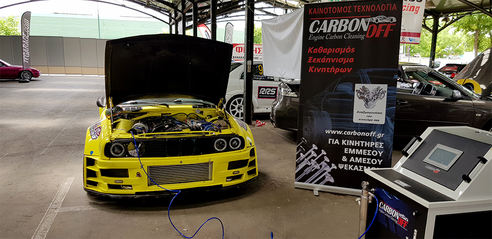 BMW M3 TURBO CARBONOFF